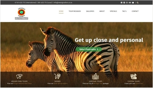website design Randburg